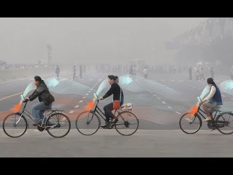 Anti-Smog Bikes Could Clean China's Air | greenversal