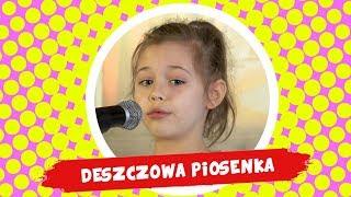 Nina Marzec - Deszczowa piosenka - Śpiewające Brzdące
