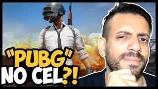 GRÁTIS! CLONE de PUBG e FORTNITE no CELULAR! Rules of Survival