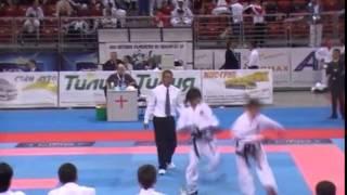 Fu Maxim & Fu Zarina Taekwondo Kazakhstan