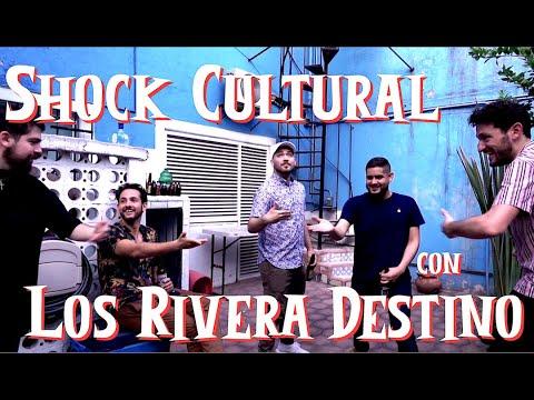 La Cotorrumba - Shock Cultural Con Los Rivera Destino