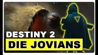 """Destiny 2 - Leviathan Raid & die Jovians """"Neue Gegner Rasse"""""""
