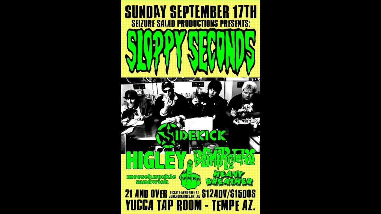 Sloppy seconds video collections