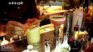 Le Florian - Bar à cocktails - Lyon 5