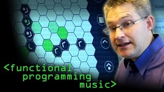 Funky Music from Functional Programming - Computerphile