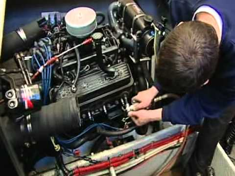 3 0 Alpha One Mercruiser Solenoid Wiring Diagram Episode 1512 Manifolds Amp Riser Replacement Youtube