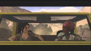 Lara Croft:Tomb Raider:Legend Walkthrough (Part 2)