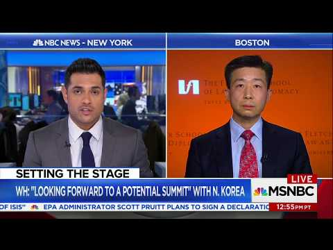 Prof. Sung-Yoon Lee Discusses Kim Jong-un's Visit to China