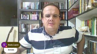 VAmos Orar com o Pr. Stuart Crêspo - Tempos difíceis - 24/03/21