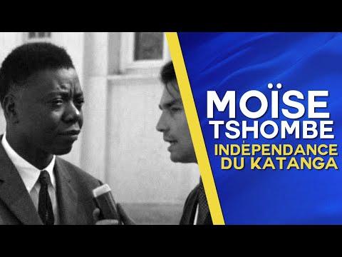 Le 11 juillet 1960, Moïse Tshombé proclame la sécession du Katanga