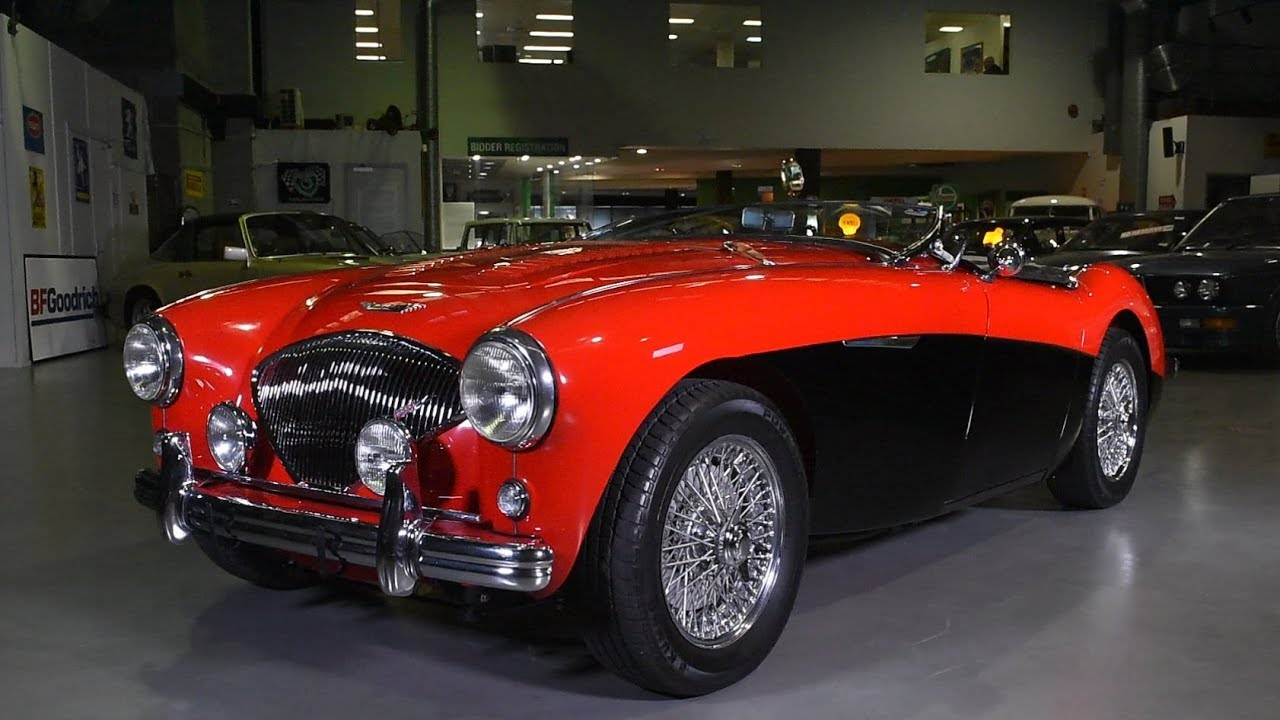 1954 Austin-Healey 100/4 BN1 Roadster - 2017 Shannons Sydney Spring Classic Auction