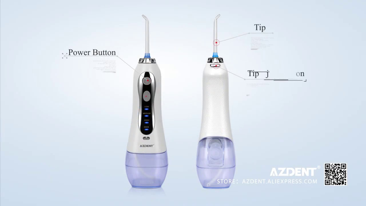 Oral Irrigator Dental Health Care With New Design