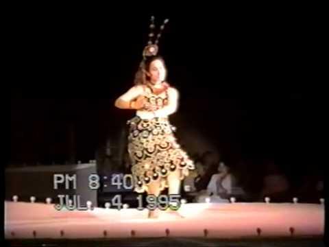 Miss Heilala 1995 - Maata Moungaloa (Tauolunga)