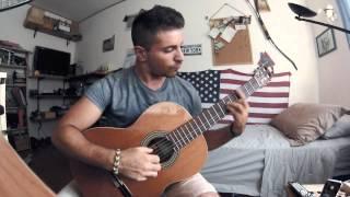 Sud Sound System - Le Radici Ca Tieni  (GuitarCover by Alessio Quaranta)
