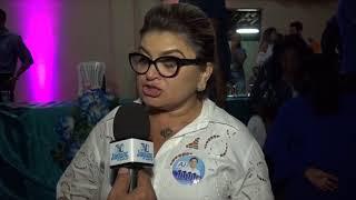 Entrevista com Íris Gadelha em Jaguaruana