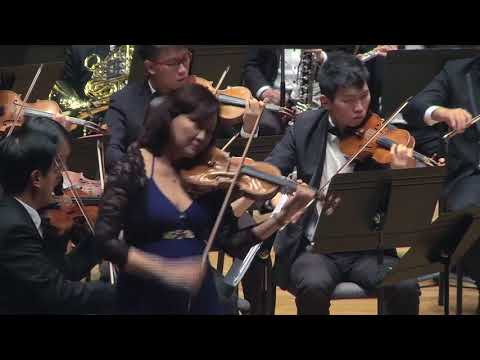 Home, for solo violin and orchestra (Phoon Yu)