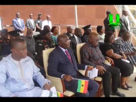 1st change of guard under Akufo-Addo held