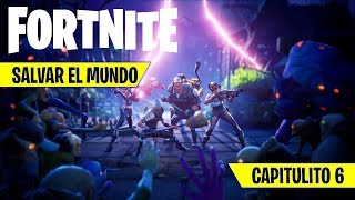 WE'RE BACK TO BIG WITH THE MISSIONS! FORTNITE SAVE THE WORLD EPISODE 6 STORY MODE