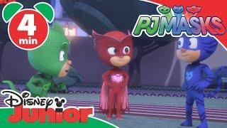 PJ Masks Super Pigiamini | Il cristallo misterioso - Disney Junior Italia