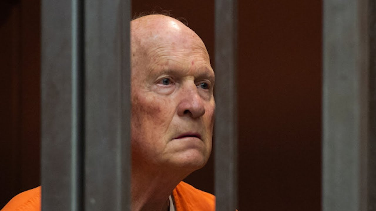 Golden State Killer Suspect Joseph Deangelo Charged With