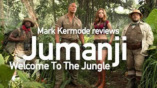 Jumanji: Welcome To The Jungle reviewed by Mark Kermode
