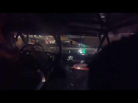 Brett McDonald Penn/Ohio Pro Stock Heat Race Lernerville Speedway 9/16/17 IN-CAR
