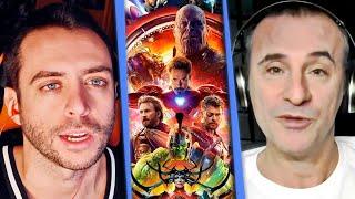 Doblador de BATMAN y ANTMAN habla de las películas de superhéroes con Jordi Wild