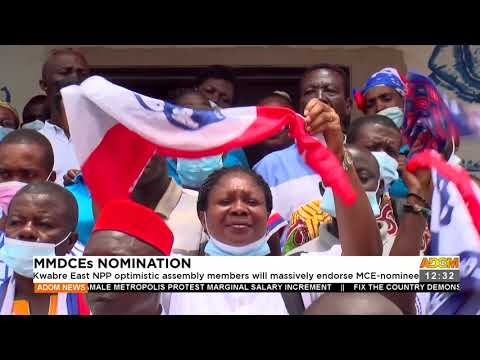 Kwabre East NPP optimistic assembly members will massively endorse - Premotobre Kasee (22-9-21)