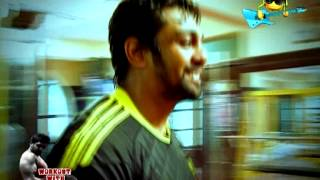 WORK OUT WITH BAHADDUR part 1