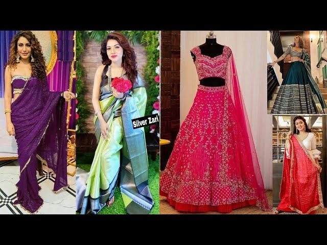 Buy Designer Lehenga Choli/ Sequins Saree/Silk Saree/Readymade Dress/partywear suit #prititrendz