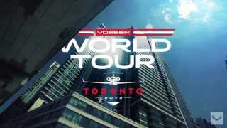 Vossen World Tour | Toronto | Import Fest 2013 Video