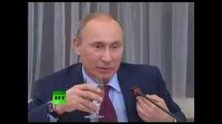 """Скандальное """"Путин - Венедиктову: А я не шучу"""""""