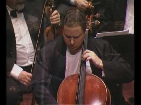 Shostakovich-Cello Concerto no. 1 ; Israel Chamber Orchestra, Haimovitz, Leibovich