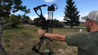 Hoyt charger slow motion 2