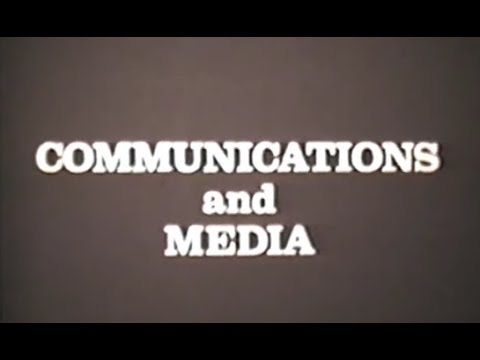 Communications and Media Jobs