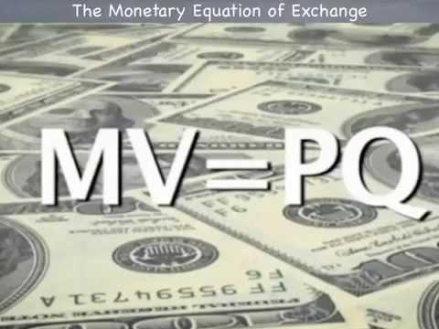 The Monetary Equation of Exchange