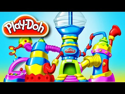 Thumbnail: Play Doh picnic ice cream playset and disney play dough toys by supercool4kids