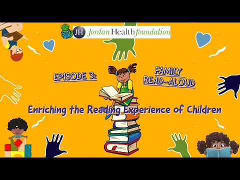 Book Talk: Tips for Enriching the Reading Experience for Children  Episode 3