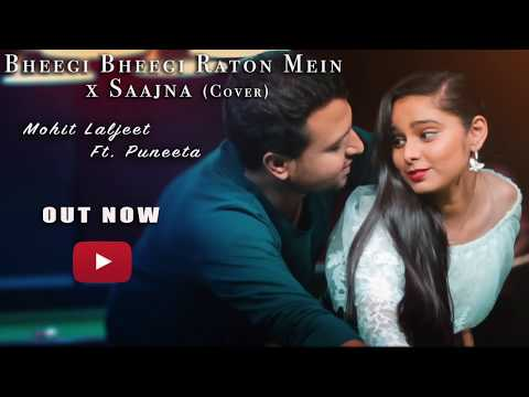 Bheegi Bheegi Raaton Mein   Cover   Mohit Laljeet   Adnan Sami   Falak   Latest Music Video 2018