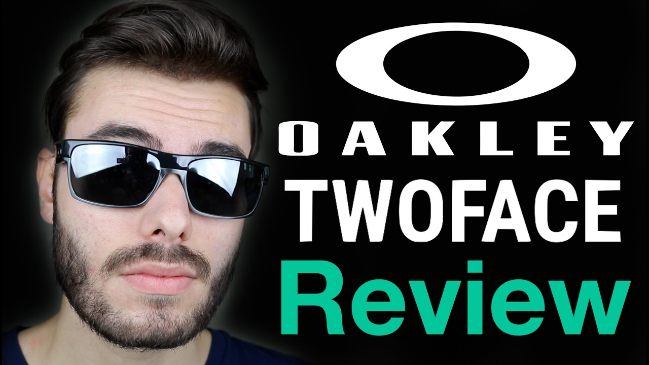 c39d46f336e Oakley Twoface Review - YouTube