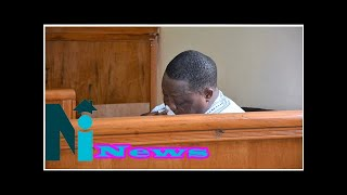 Former governor Joshua Dariye captured weeping in court after he was sentenced to 14 years imprison