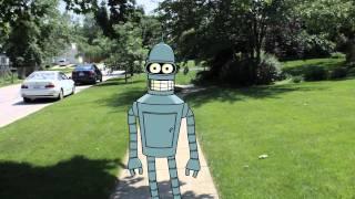 Futurama - Bender's Visit