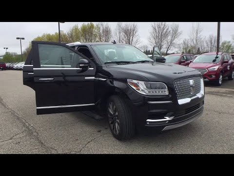 2018 Lincoln Navigator Troy, Sterling Heights, Royal Oak, Lake Orion, MI STKL00288