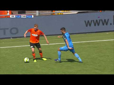 FC Volendam - SC Cambuur (03-09-2017)