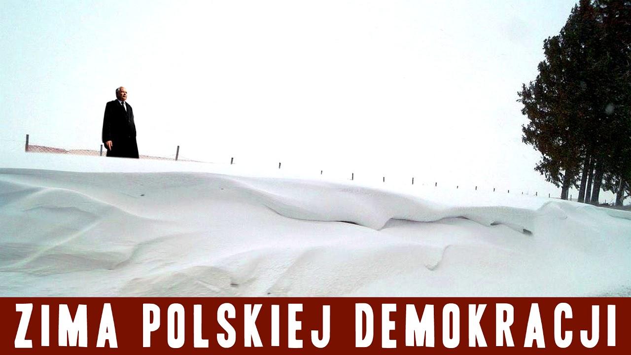 Komunikat Ministerstwa Prawdy nr 668: Zima polskiej Demokracji