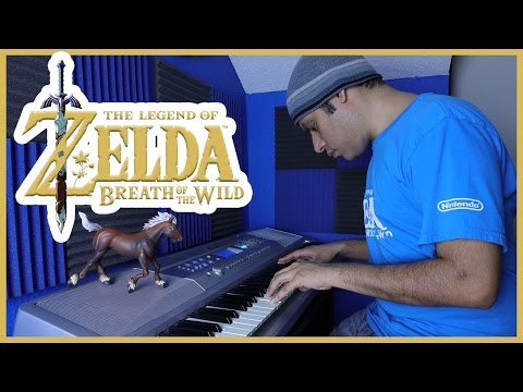How they wrote the music for Breath of the Wild (Parody)