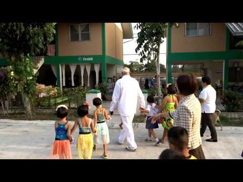 Ursula Rahman Stiftung Besuch CPDC Pattaya/Thailand 2015