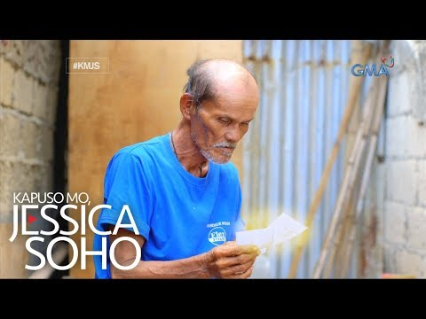 Kapuso Mo, Jessica Soho: Lolong naka-jackpot umano sa lotto, nagoyo?