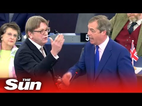 MEPs battle after Commons reject Brexit deal