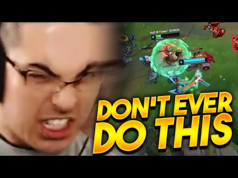 IF YOU'RE MY JUNGLER DON'T EVER DO THIS @Trick2G